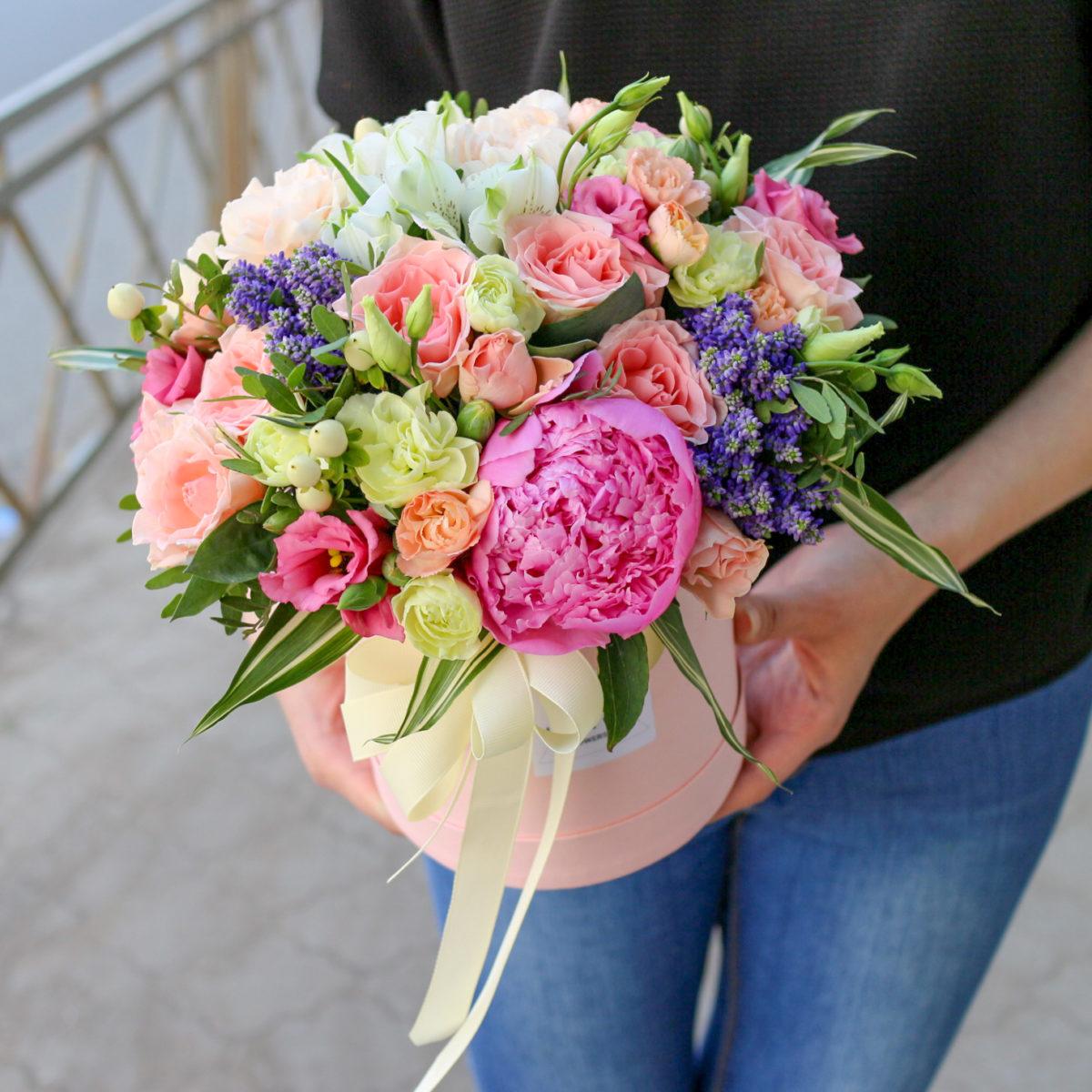 Цветы с доставкой в Уфе