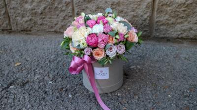 Заказать цветы в Уфе